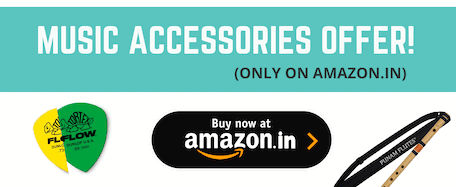 Music Accessories in India Offer