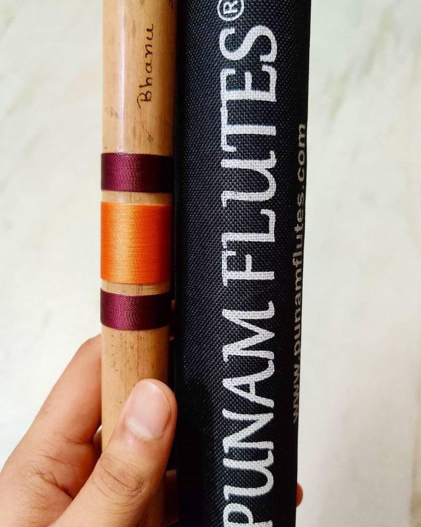 Punam Flute C Scale Cover