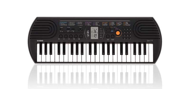 Casio SA-77 44 Mini Keys Keyboard