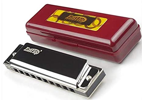 Easttop T10 Blues Mouth Organ Harmonica
