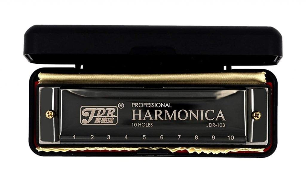 Ketostics C Scale Harmonica