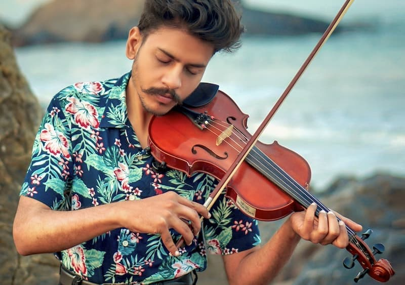 Arctic Apex Violin - Best Violin for Beginners